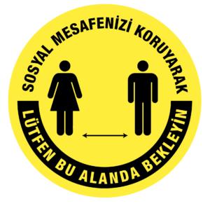 Zemin Etiketi